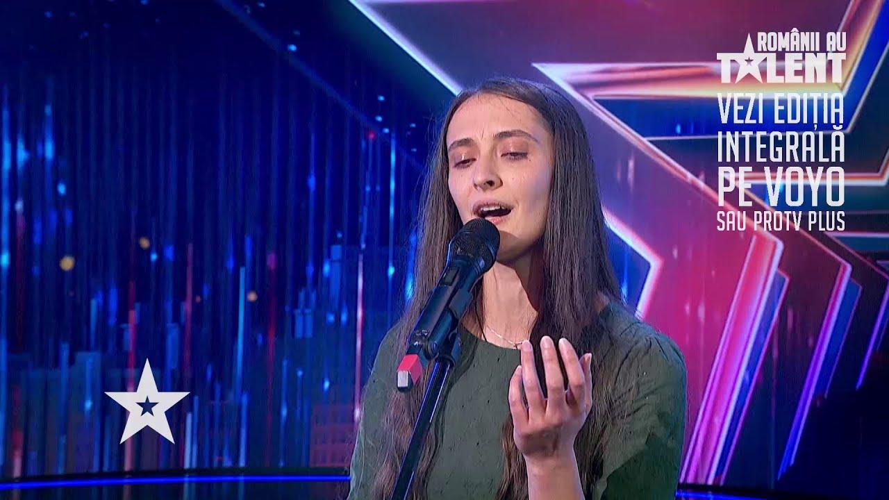 Românii au talent 2021: Laura Dinu - solist vocal
