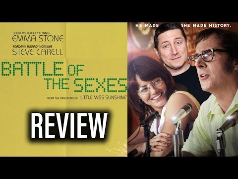 Battle Of The Sexes Movie Review streaming vf