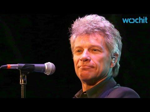 Jon Bon Jovi Surprises a Fan Battling With Cancer at a Restaurant