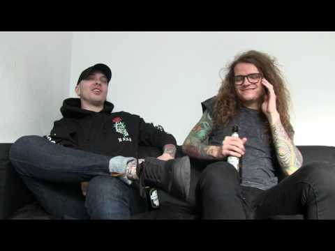 Miss May I - Recommend... (OFFICIAL INTERVIEW)