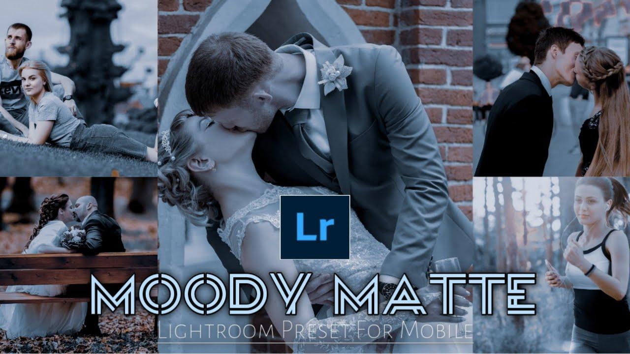 Tutorial Edit Foto Ala Selebgram | Moody Matte Blue ...