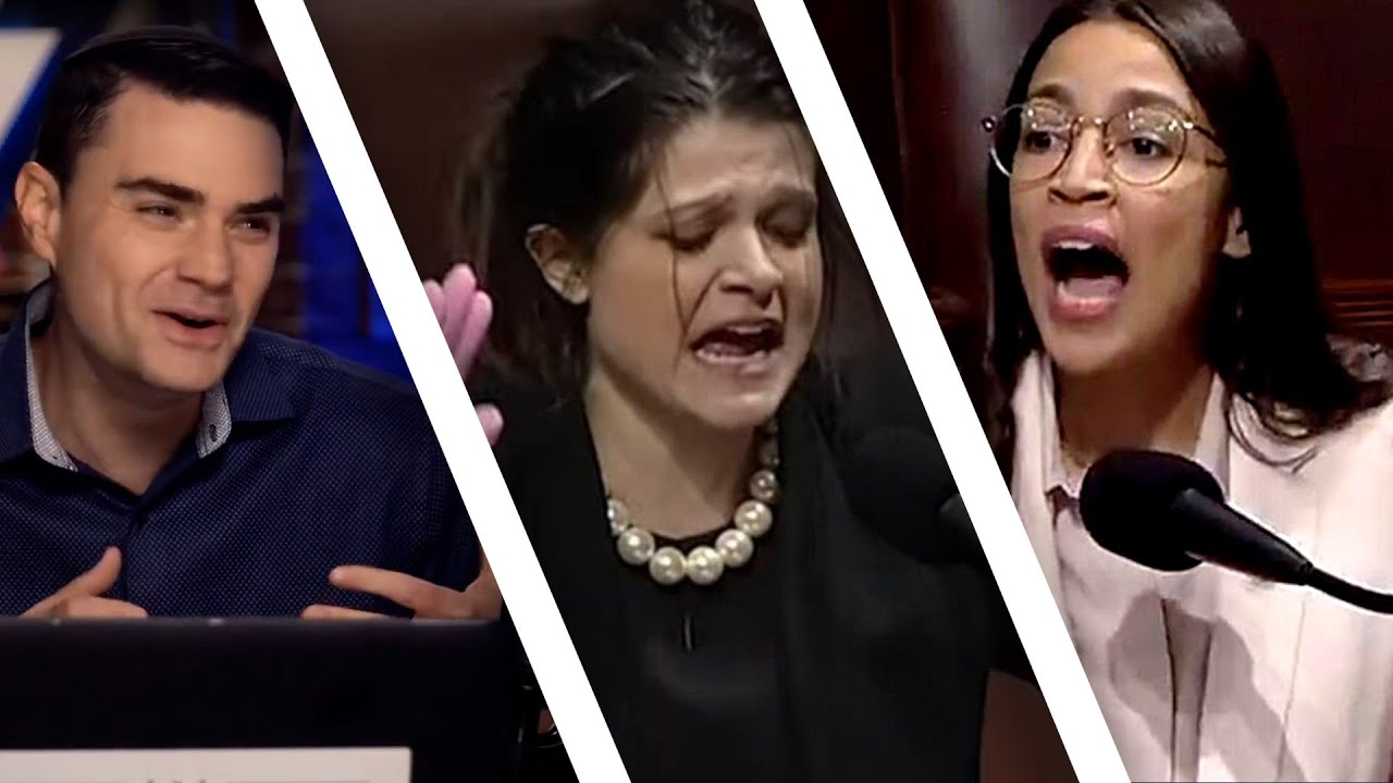 Ben Shapiro Reacts to AOC's ABSOLUTELY INSANE Coronavirus Rant
