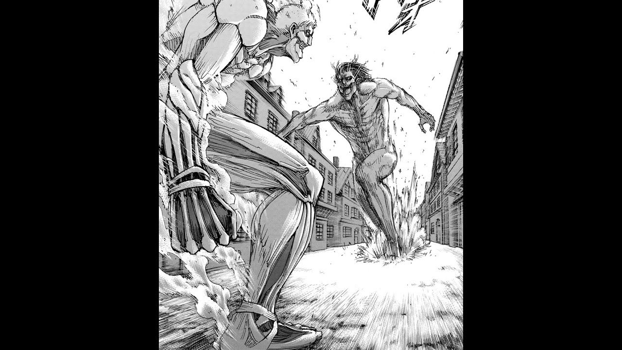 """Payback! - Attack on Titan 