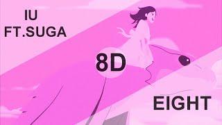 Download Mp3 Iu  아이유  - Eight 에잇   Prod. & Feat. Suga   8d Use Headphone  🎧