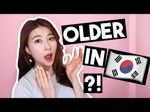 What's your Korean Age? | 한국언니 Korean Unnie