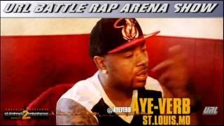 URL Battle Rap Arena has Aye Verb giving his SM2 Recap