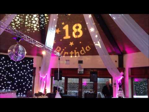 Starlight Dance Floor at Portal Premier Golf Club - Cheshire
