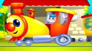 Клип про паровоз букашку без остановки
