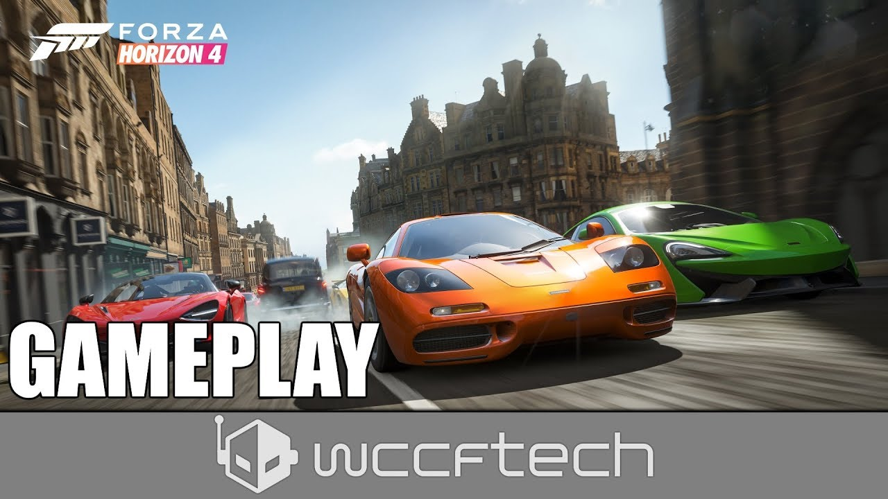 Forza Horizon 4 Review - Always Take the Weather With You
