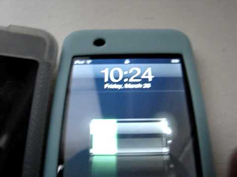how to fix an ipod touch that won t charge
