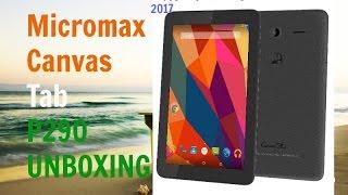 Micromax Canvas Tab P290 Tablet