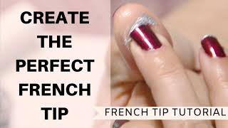 NO FAIL, Perfect French Tip