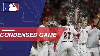 Condensed Game: SF@CIN - 8/17/18