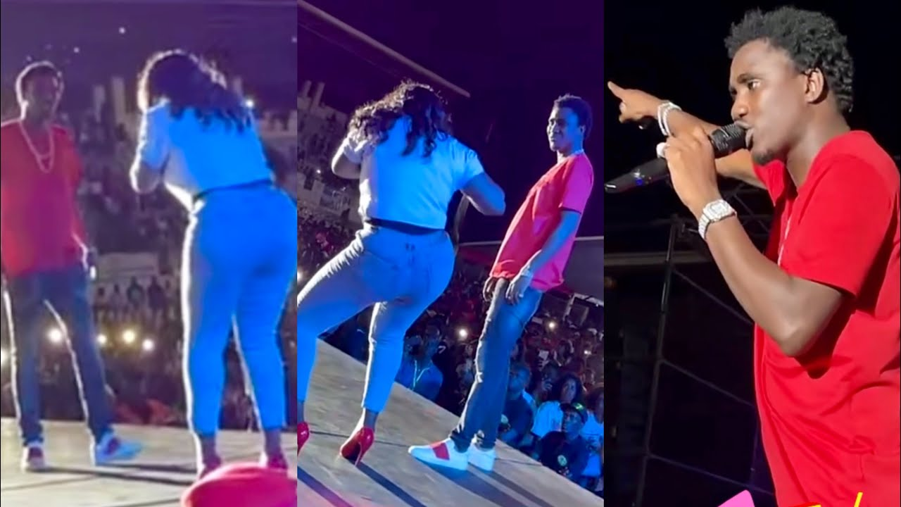 Duo avec Wally Seck, Ndiolé Tall apparait à Ziguinchor et répond aux détracteurs«Yay Séne Baye