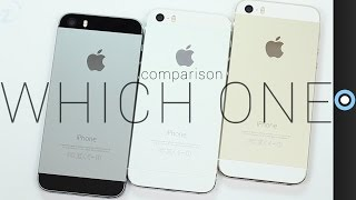 iPhone 5s Gold, Space Gray, or Silver? [Comparison]