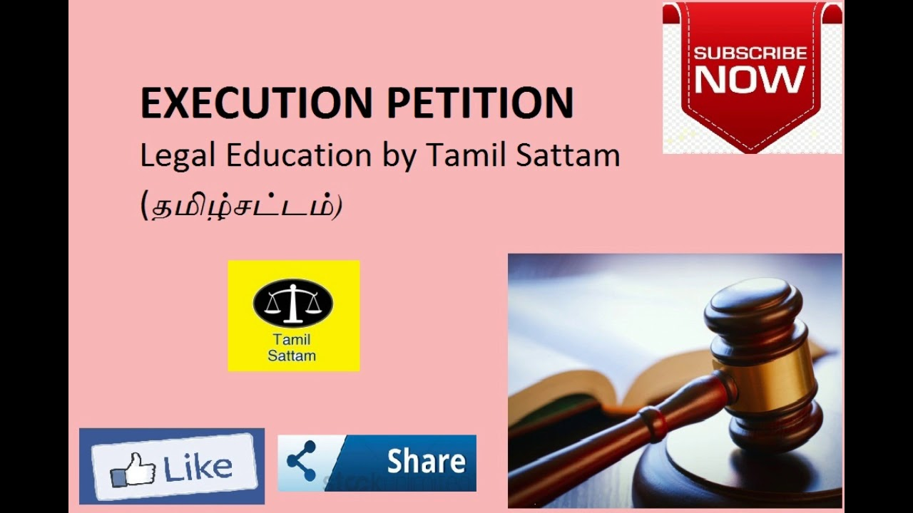 EXECUTION PETITION