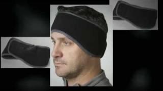 Amazing Head Warmer - Winter, Heated, Fleece Headband