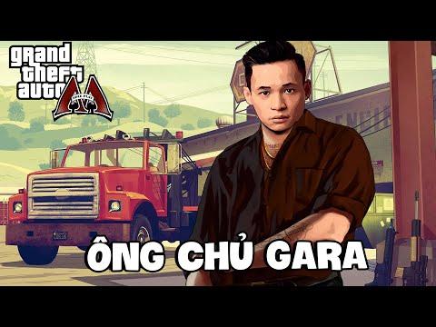 (GTA V) Anh Độ đẹp trai chủ gara xe đưa bé Trang Mixi 2k5 đi thi bằng lái và cái kết còn cái nịt.