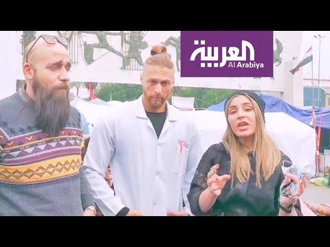 عذبوه وأرسلوا صوره لأهله.. خطف شقيق فنانة عراقية  - 22:59-2020 / 2 / 19