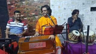 Behag Jodi Na Hoy Rajee  # Santanu Bhowmick