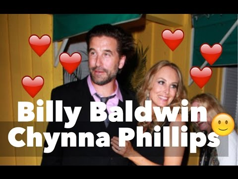 Billy Baldwin & Chynna Phillips on a Happy Marriage!