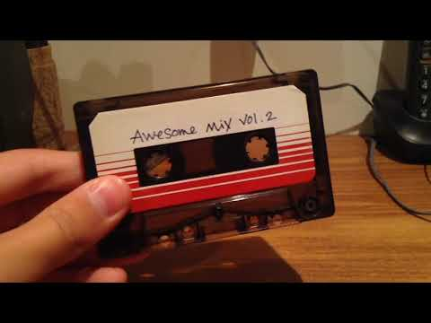 Awesome Mix Vol.2 Cassette [Guardians Of The Galaxy Original Motion Picture Soundtrack] Review Mp3
