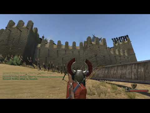 mount and blade warband game play (tyring to take over the world, edit video) #4 |