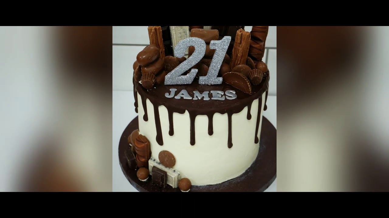 Cake Designs Boy 21st Birthday Youtube