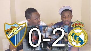 Malaga vs Real Madrid 0-2 All Goals & Highlights: Reaction By MNT