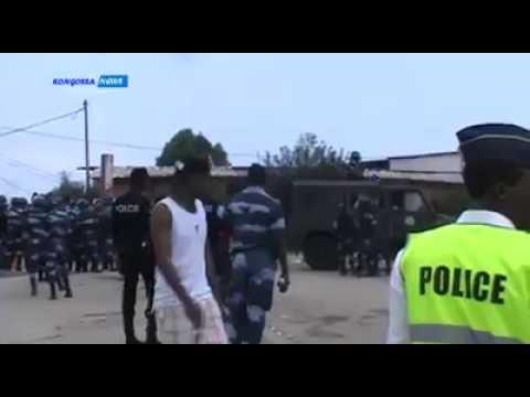 #Gabon - Les images du meeting d'Ali Bongo qu'on ne vous a pas montrées ce 09 Juillet