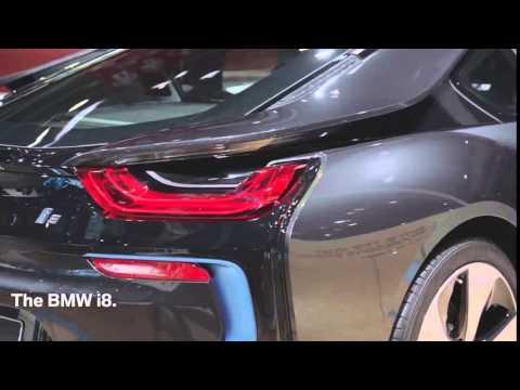 BMW at the Auto Shanghai 2015