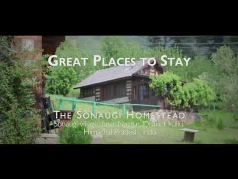 Kullu, Himachal Pradesh, India: The Sonaugi Homestead  | HOTELS
