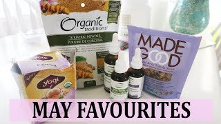 May Favourites | Health Food Products & Supplements
