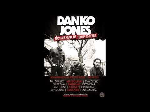 DANKO JONES talks A Rock Supreme and Australian Tour
