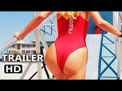 BAYWATCH Uncensored Movie Clips (2017) Alexandra Daddario Comedy Movie HD
