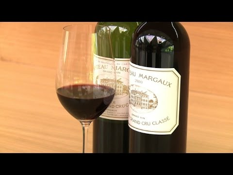 A touch of the modern for two century old Château Margaux