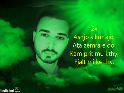 Enis Bytyqi - Sikur Ajo (lyrics)