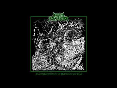 Oxygen Destroyer - Bestial Manifestations of Malevolence and Death (Full Album, 2018)