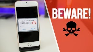 This Video Could Save Your iPhone & Apple ID Credentials