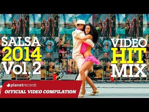 SALSA 2014 Vol.2 ► VIDEO HIT MIX COMPILATION ► MARC ANTHONY - SALSA GIANTS - LUIS ENRIQUE