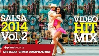 SALSA 2014 Vol.2 ► VIDEO HIT MIX COMPILATION ► MARC ANTHONY - SALSA GIANTS - LUIS ENRIQUE