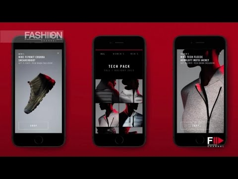 NIKE SPORTSWEAR presents NIKE TECH BOOK by Fashion Channel - YouTube 59ef1010564e