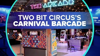 Two Bit Circus: the carnival barcade of our dreams
