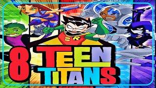 Teen Titans - Part 8 - English