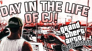 A Day In The Life Of Carl Johnson...(GTA SAN ANDREAS)