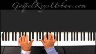 Gospel Keys Urban Clip-Explore How To Fatten Up The 7-3-6