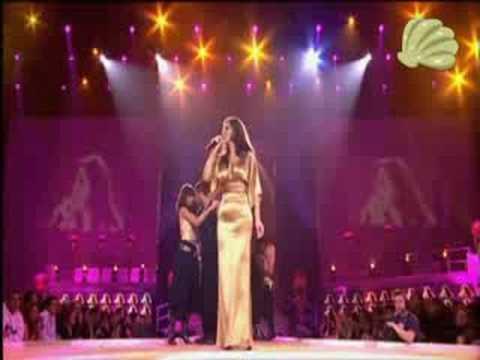Elissa  Bastanak World music Awards 2006 HQ