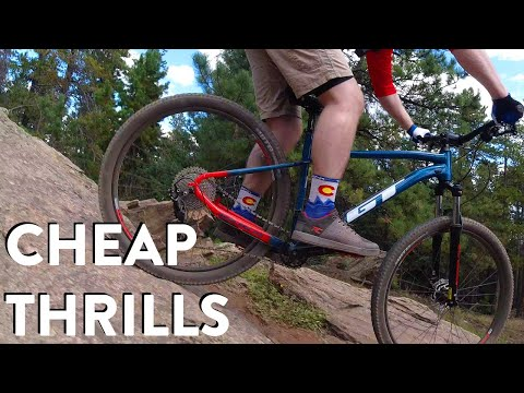 Finally, A Budget Mountain Bike Worth Buying!