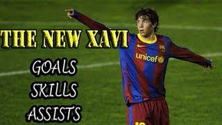 Sergi Roberto ● The New Xavi |