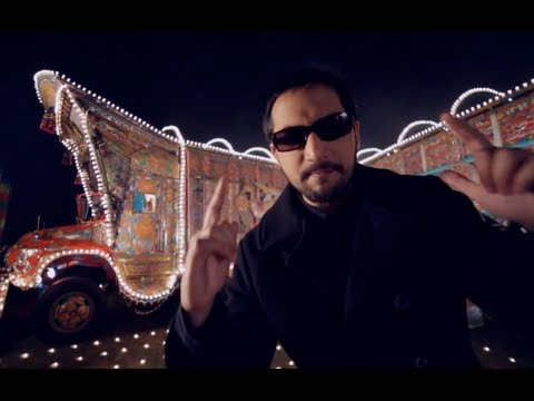 Lady In Black by Haroon & Adil Omar  - Burka Avenger OST